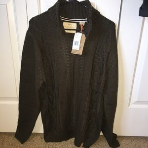 Weatherproof vintage men's sweater. Large. NWT